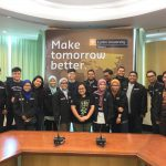 Visit from SRC 16/17 UiTM Perlis to Curtin Malaysia