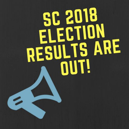 Election Results Are Out!