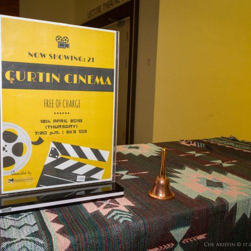 SC Project: Curtin Cinema